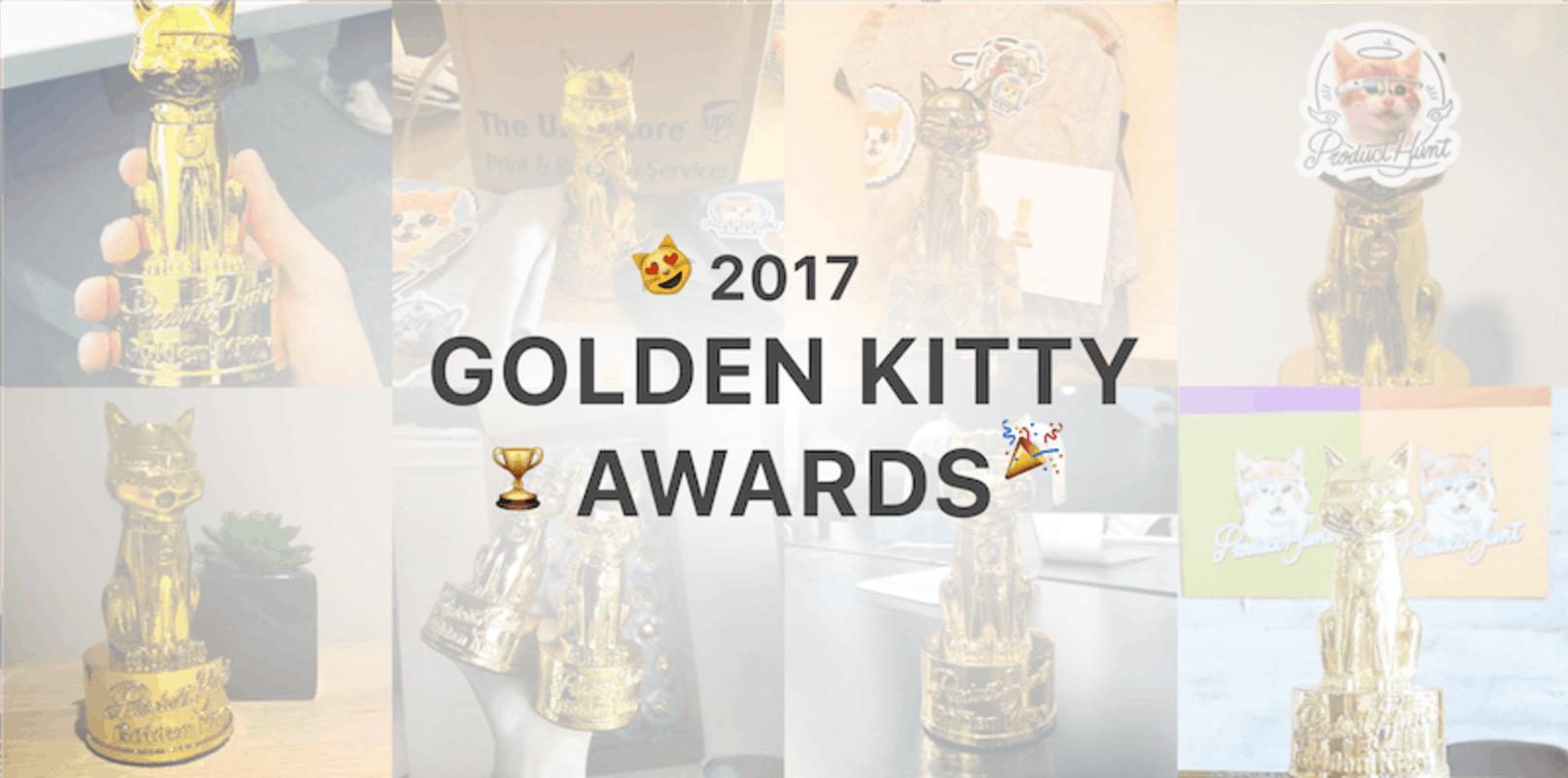 Product Hunt Awards Banner