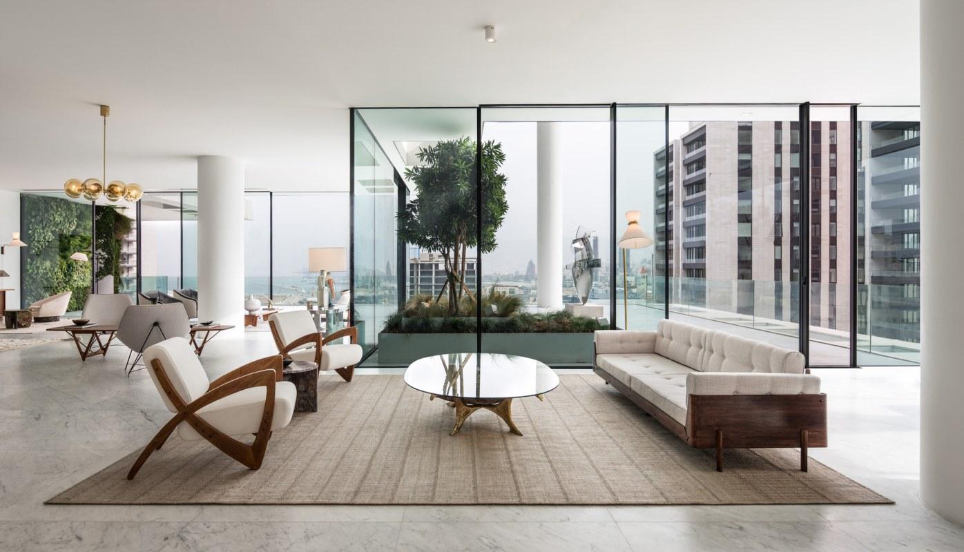 Herzog & De Meuron's Beirut Terraces