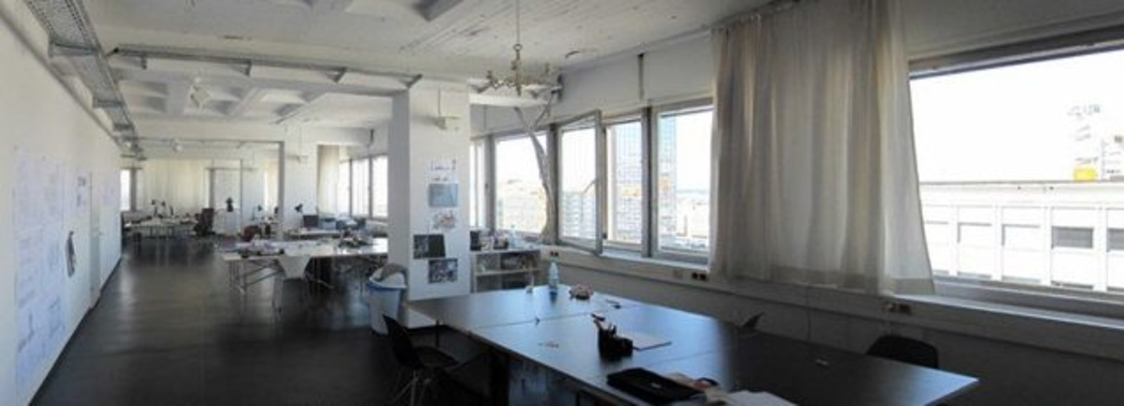 Our office space in Alexanderplatz