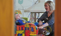 A window into children's hospice care