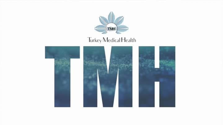 TMH Turkey Medical Health - Logo