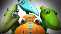 Dinosaur Train (GS)