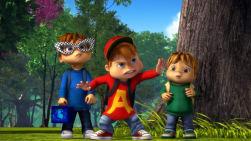 Alvinnn !!! agus na Chipmunks