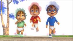 Alvinnn !!! & the Chipmunks