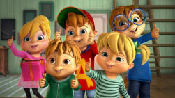 Alvinnn !!! & the Chipmunks
