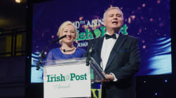 The Irish Post Awards Beo as Londain