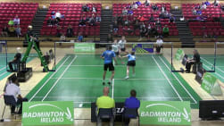 Badminton - AIG FZ Forza Irish Badminton Open