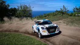 FIA European Rally Championship 2021
