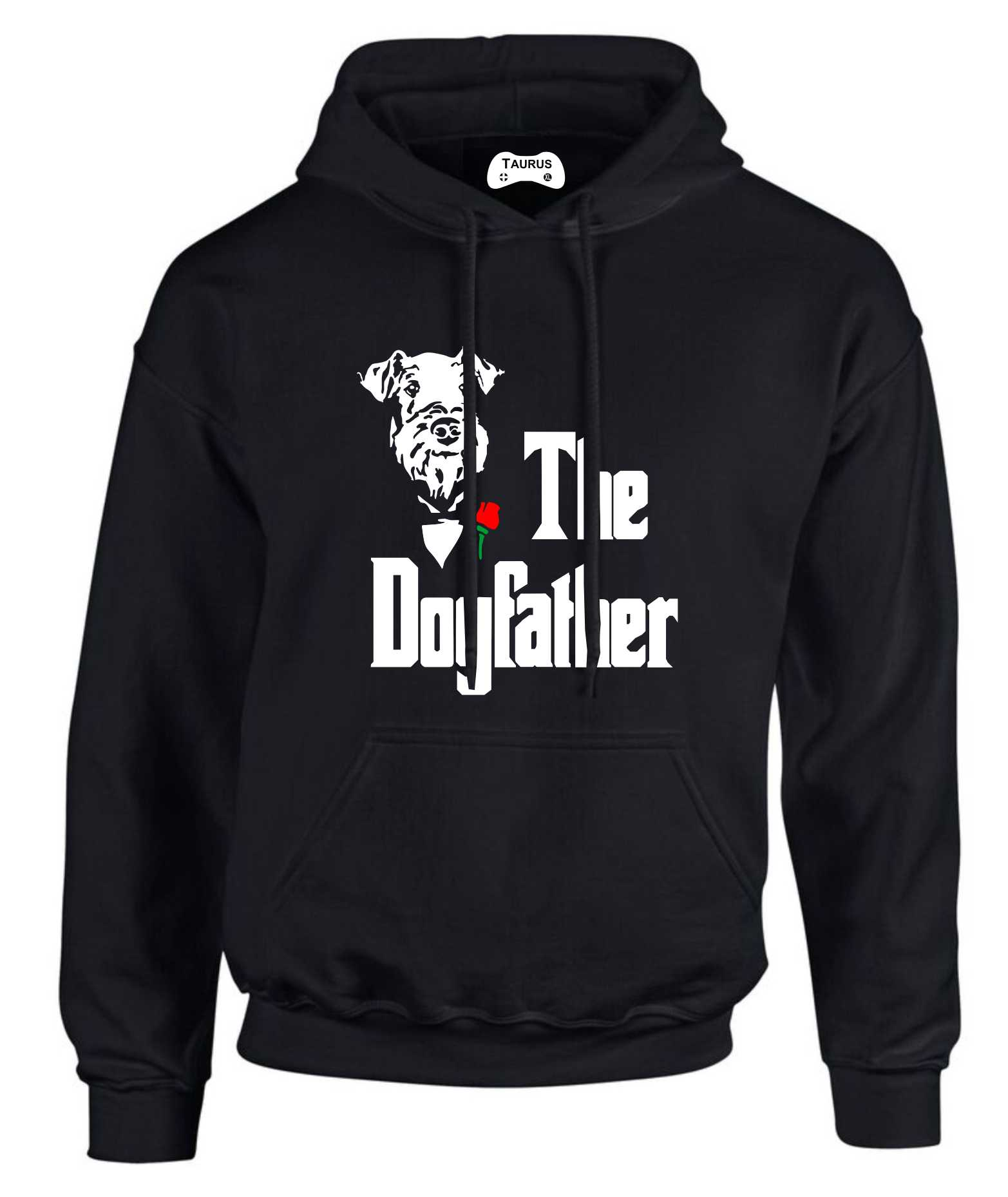 AIRDALE THE DOGFATHER HOODIE