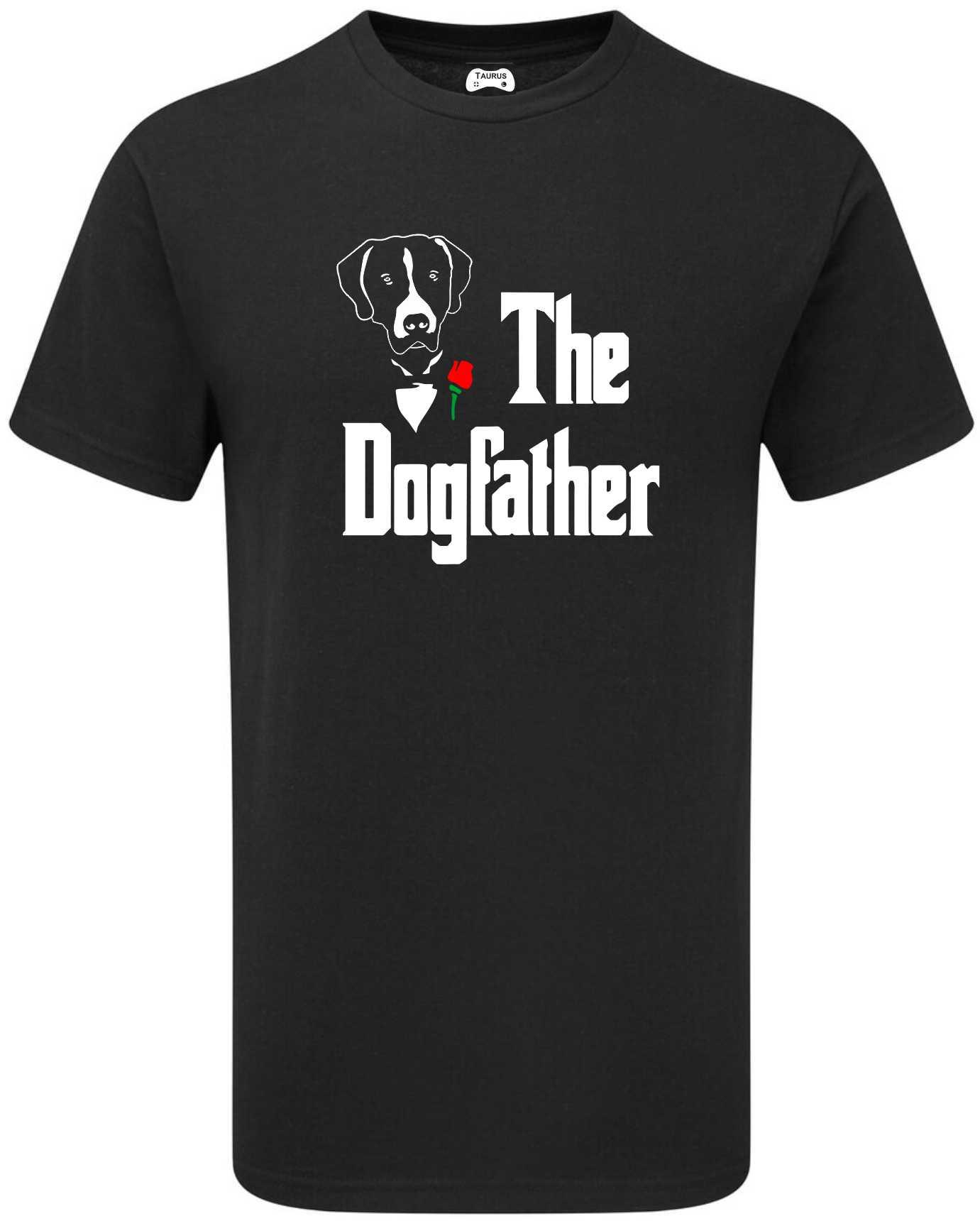ANATOLIAN SHEPHERD THE DOGFATHER T-SHIRT