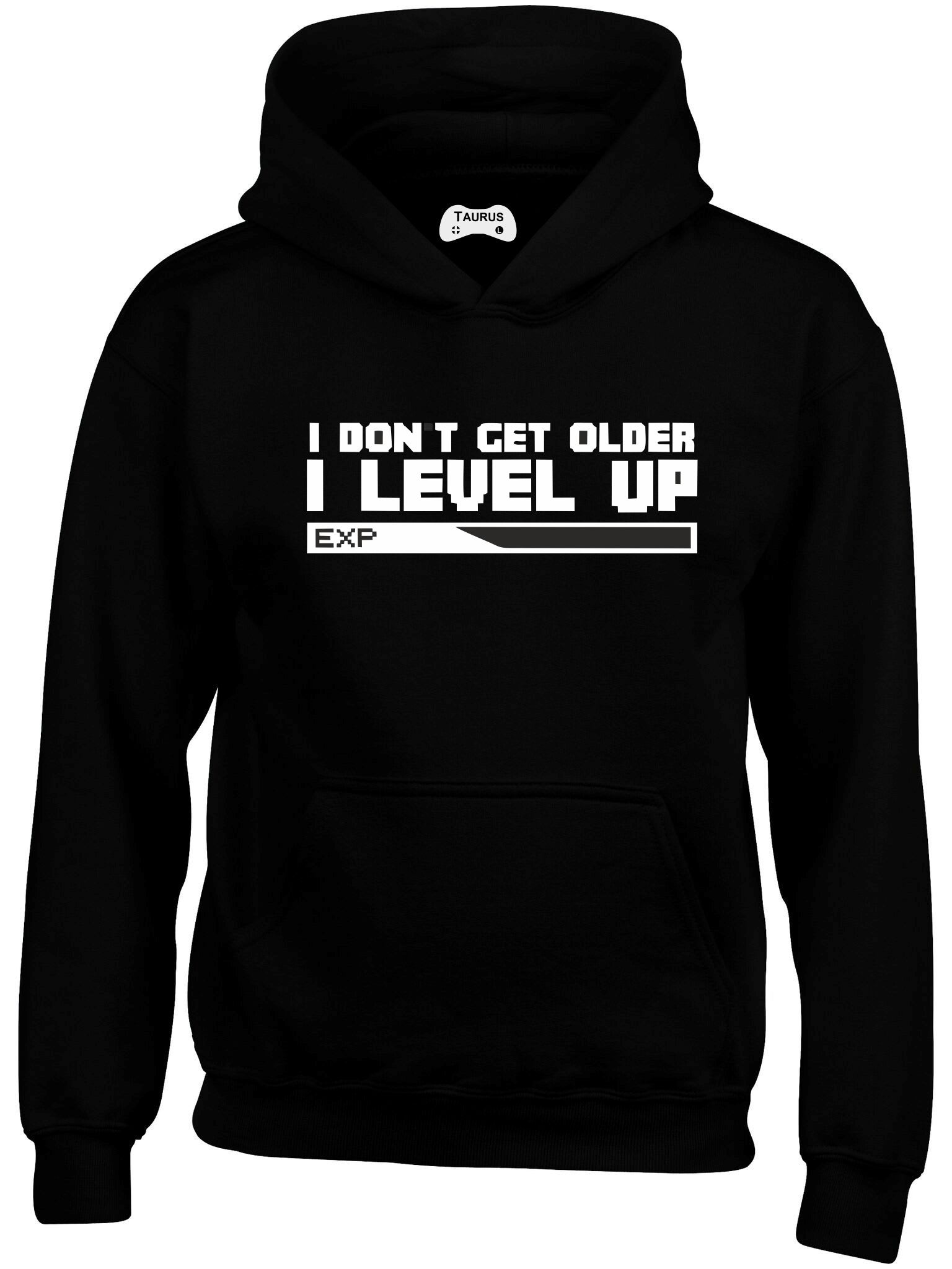 Level Up Kids Hoodie