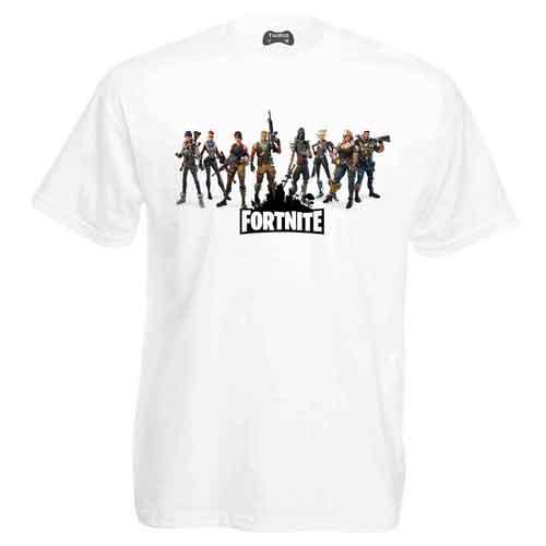 Fortnite Heroes T-shirts