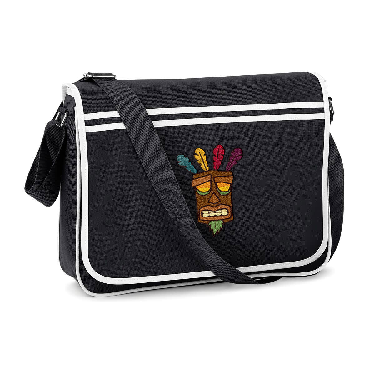 Aku Aku Messenger Bag