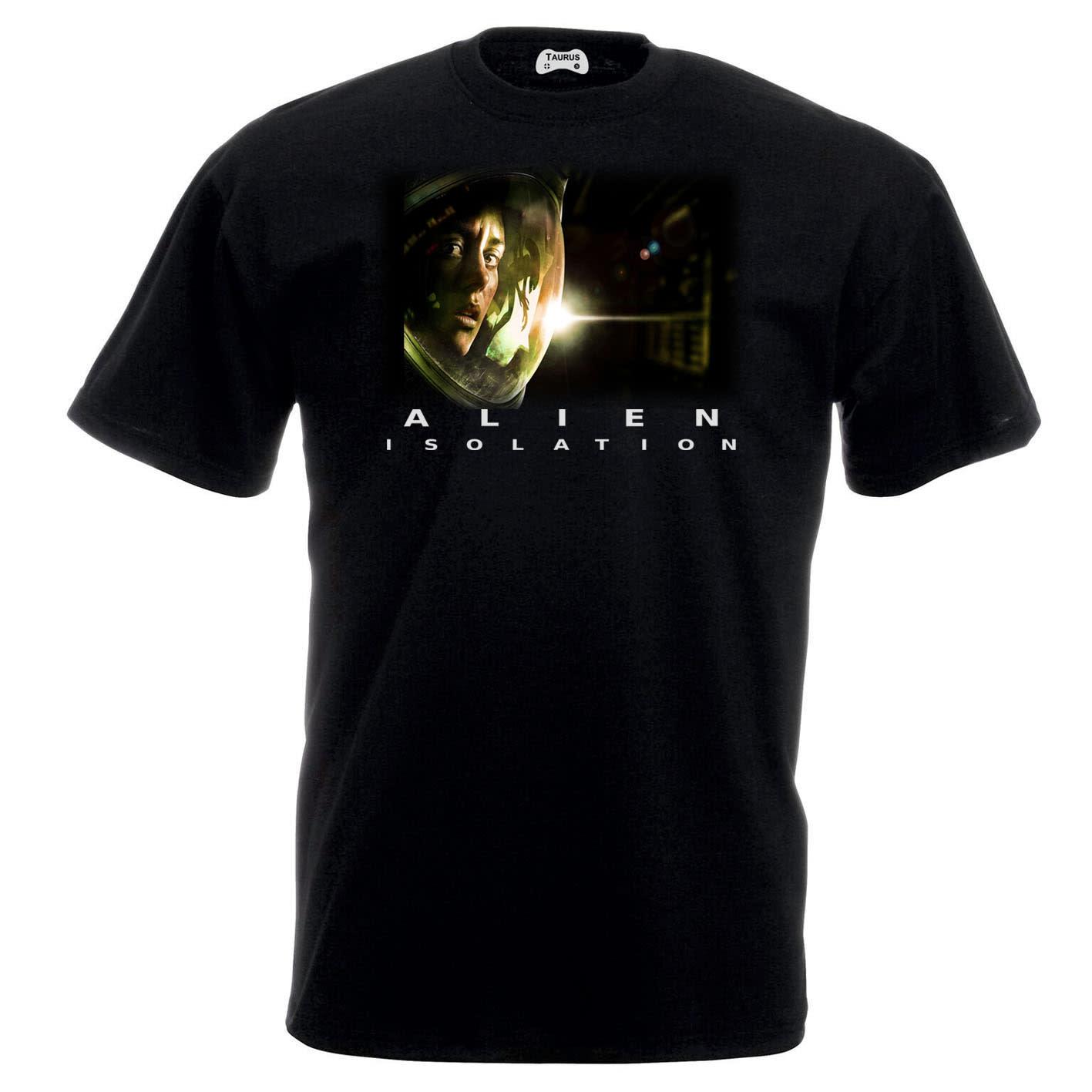 Alien Isolation T-Shirt Girl