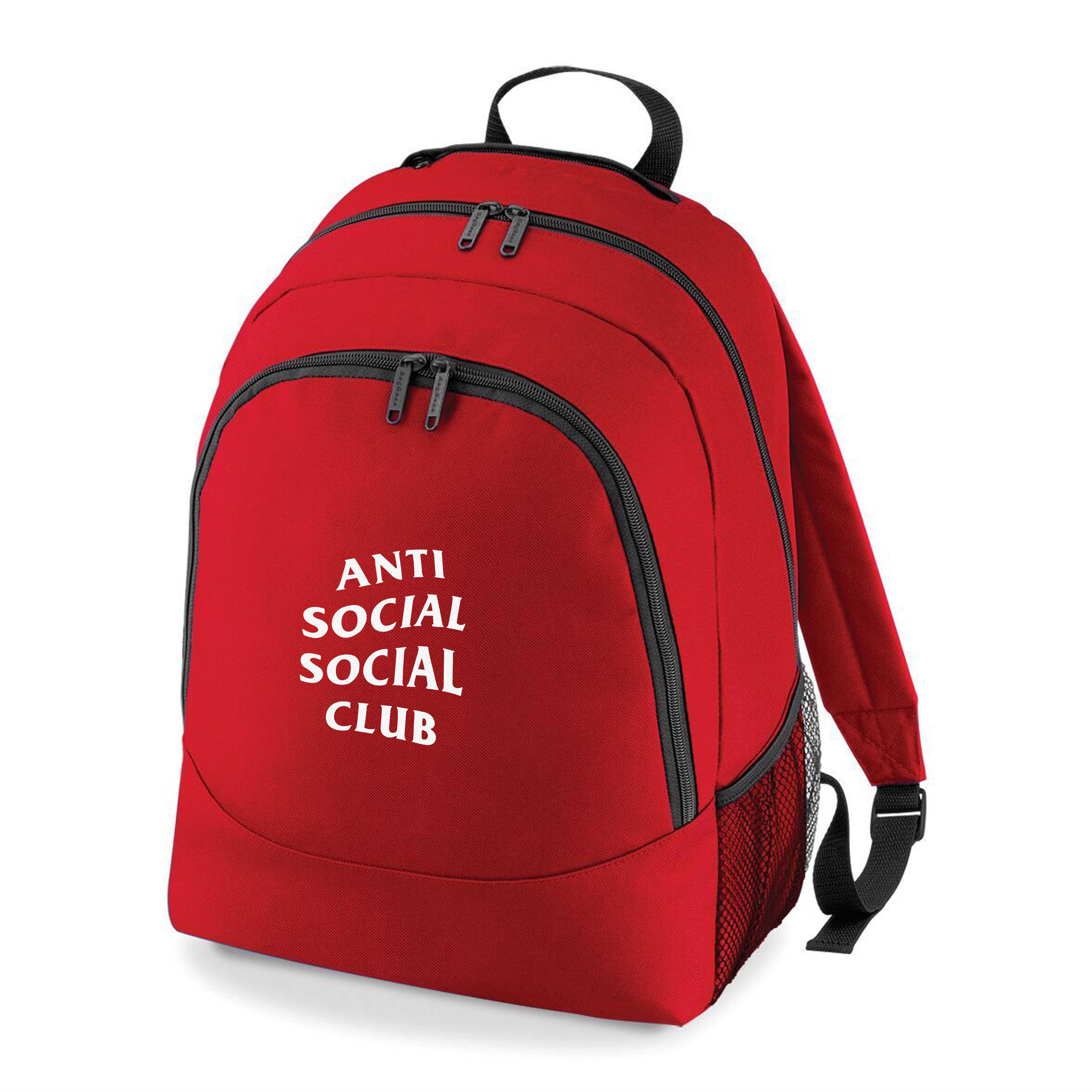 Anti Social Social Club Rucksack bag