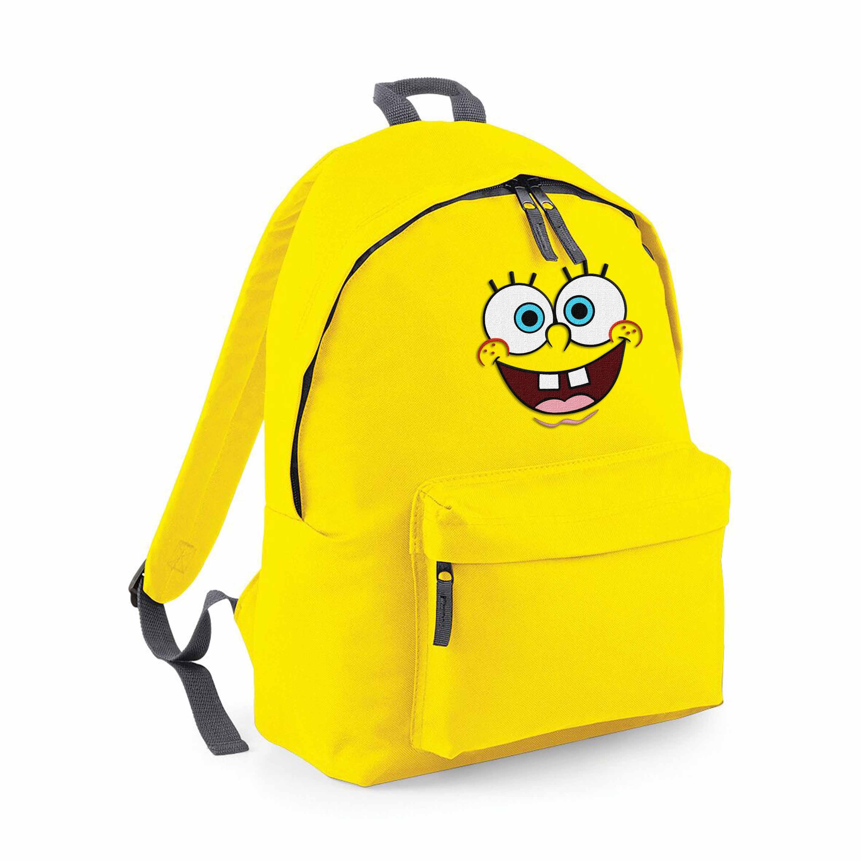Spongebob Face Fashion Rucksack