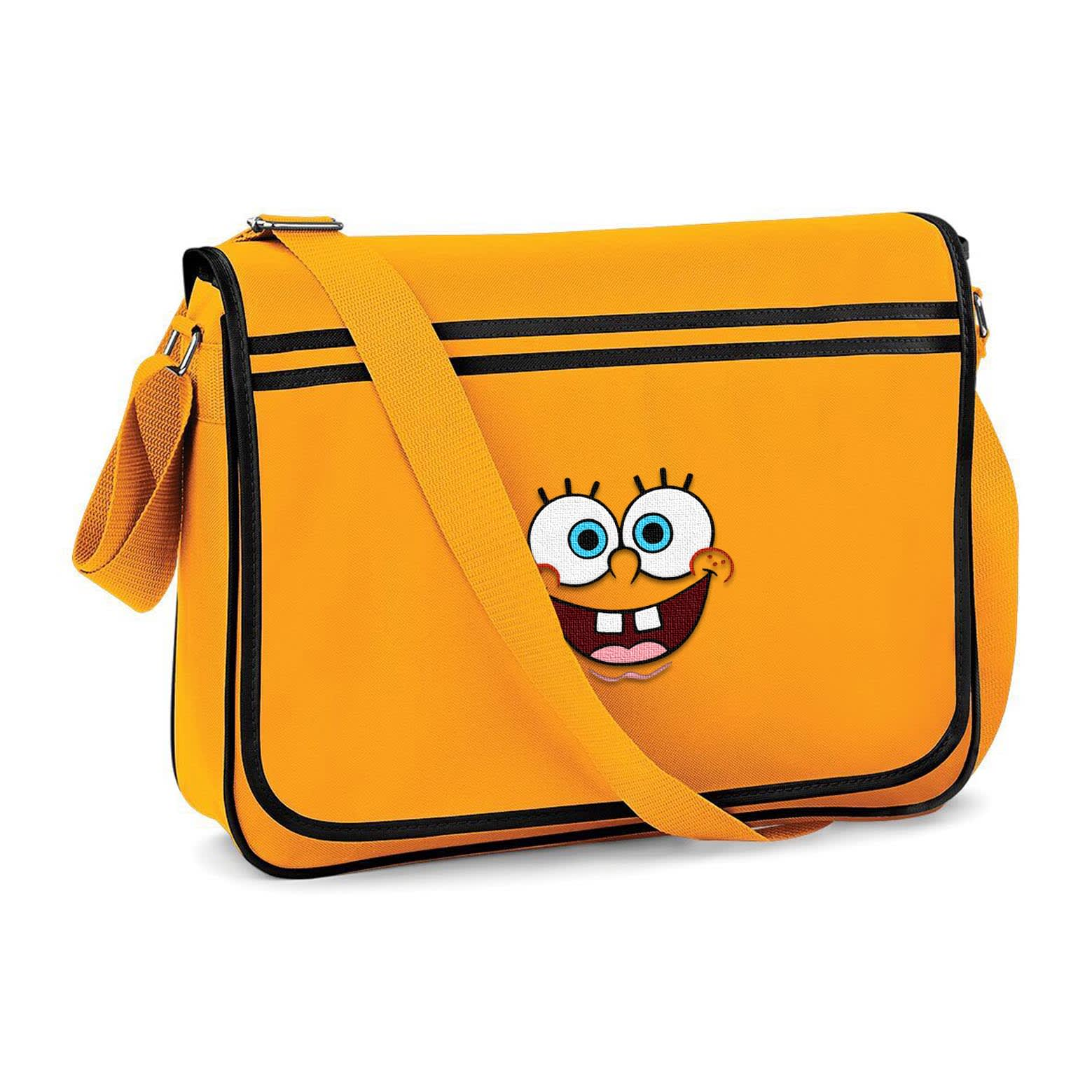 Spongebob Messenger Bag Face