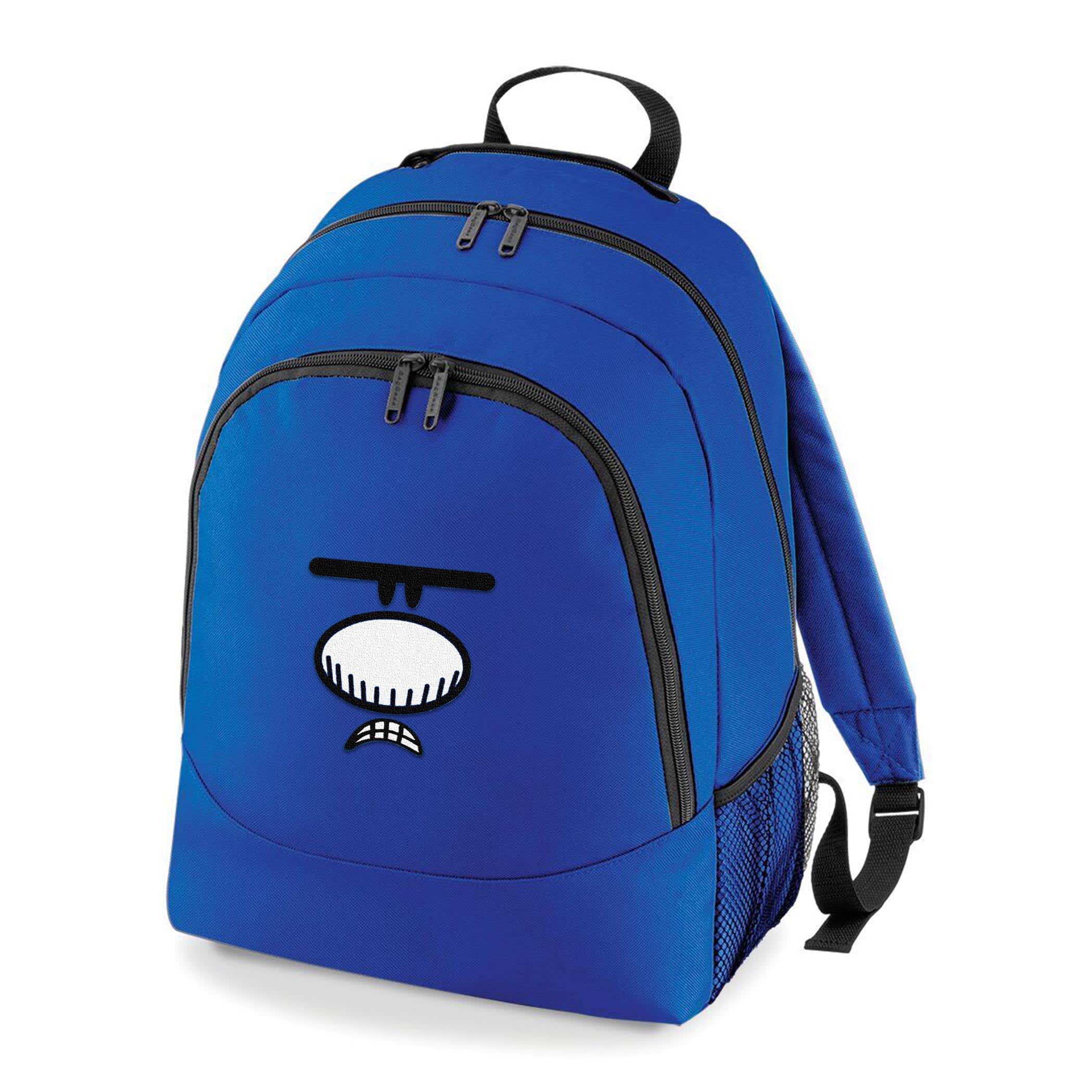 Mr Grumpy Rucksack Bag