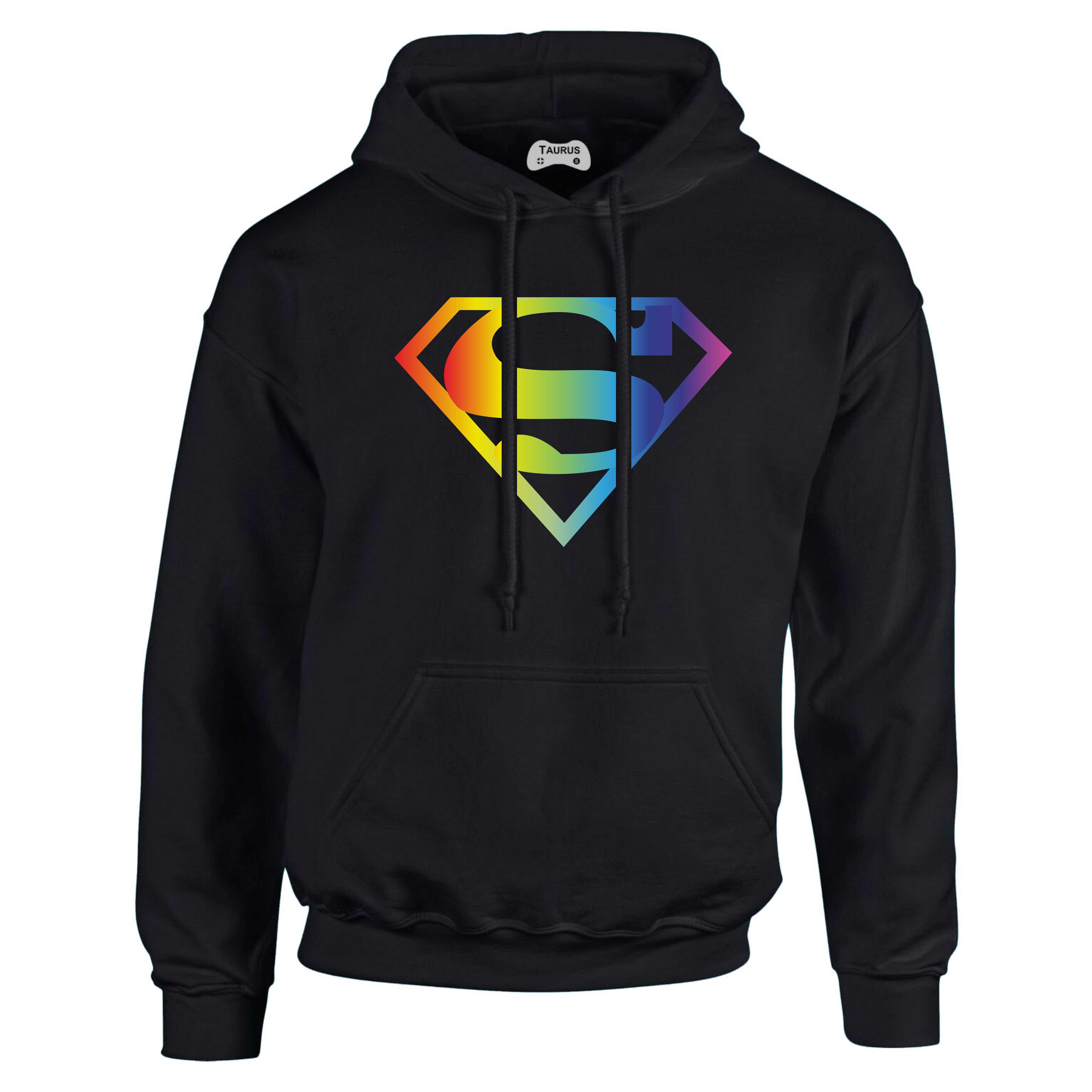 Pride Superman Hoodie