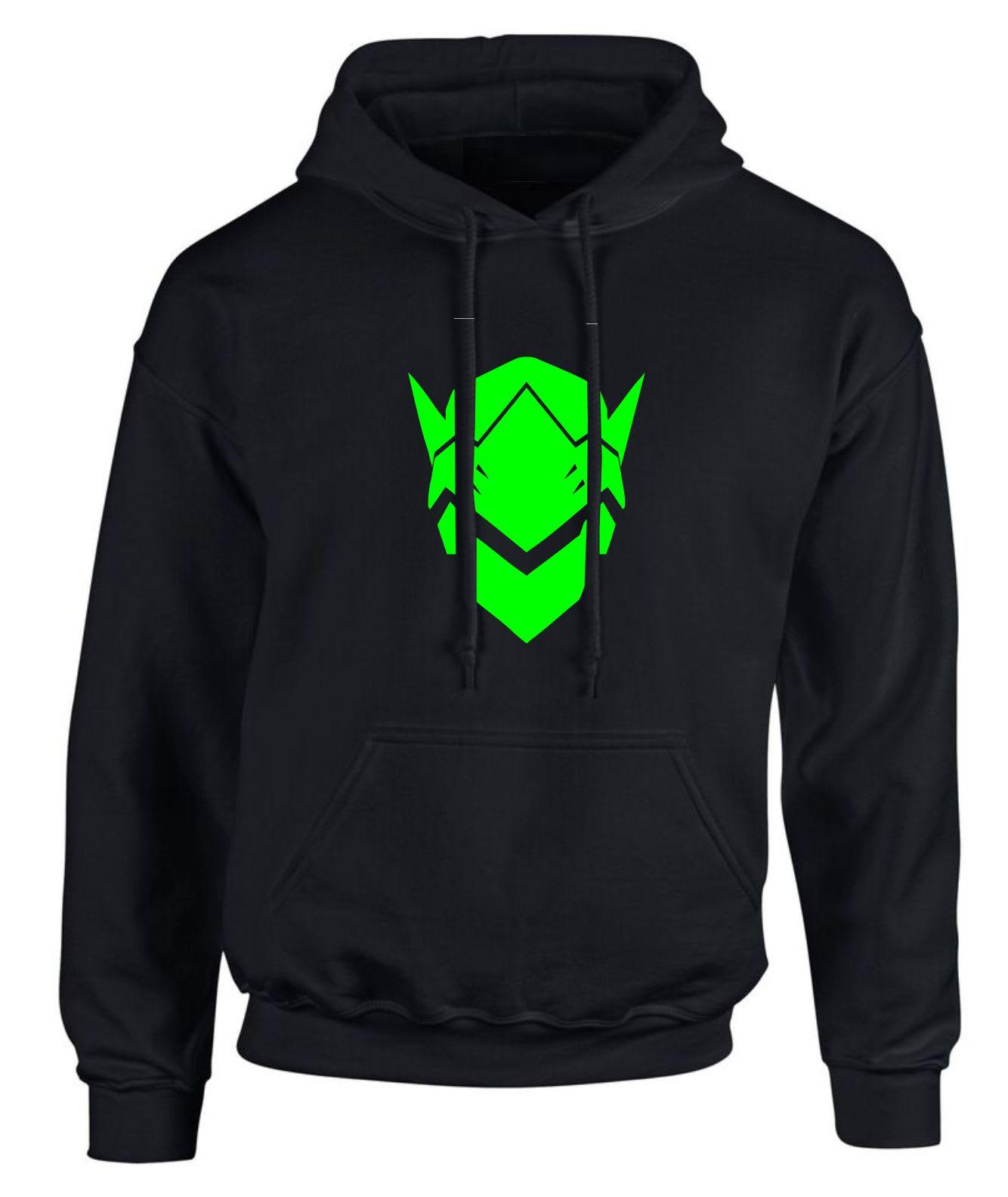 Overwatch Genji Hoodie