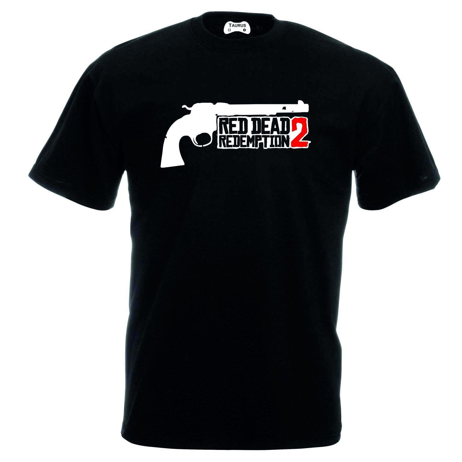 Red Dead Redemption 2 T-Shirt Gun