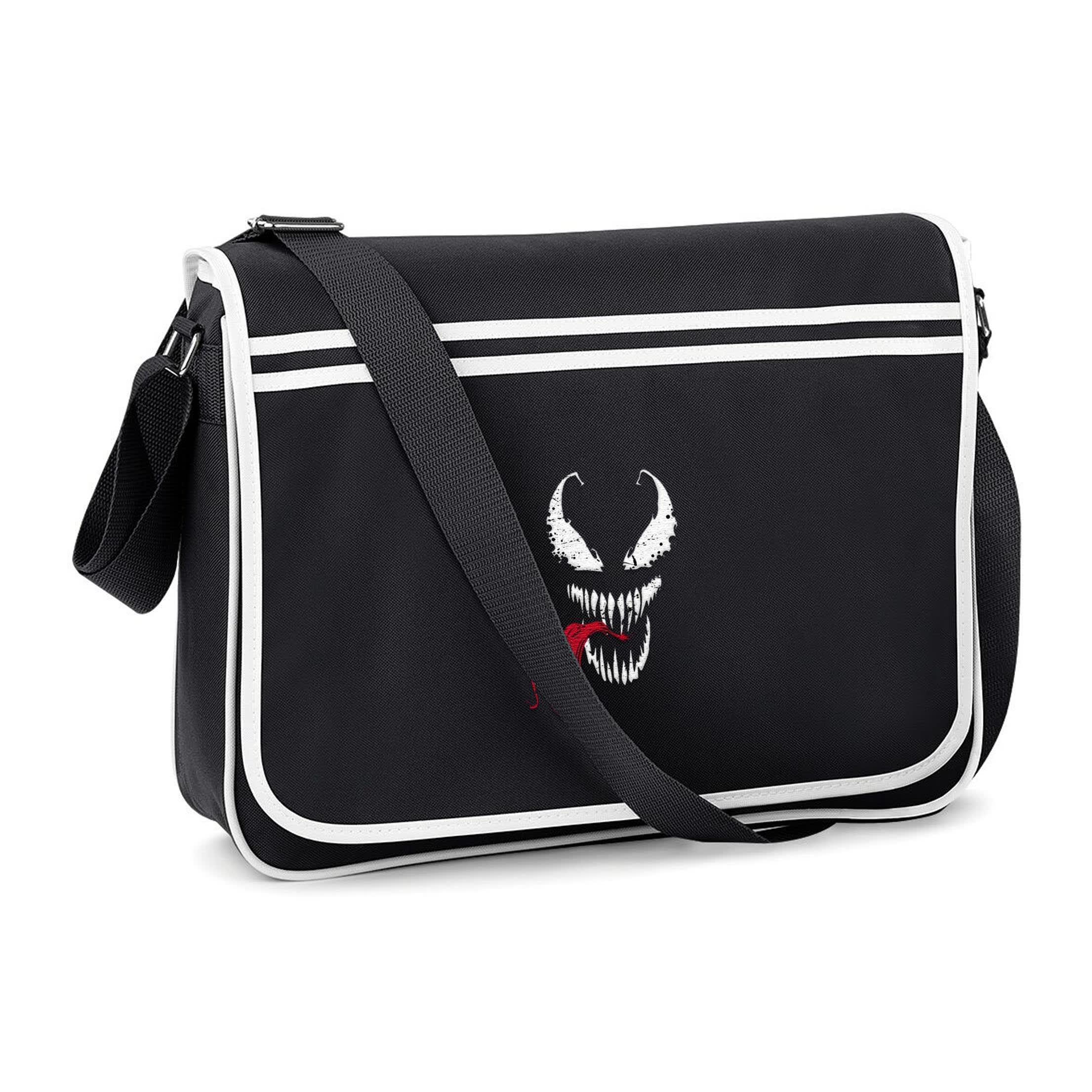 Venom Spiderman Messenger Bag