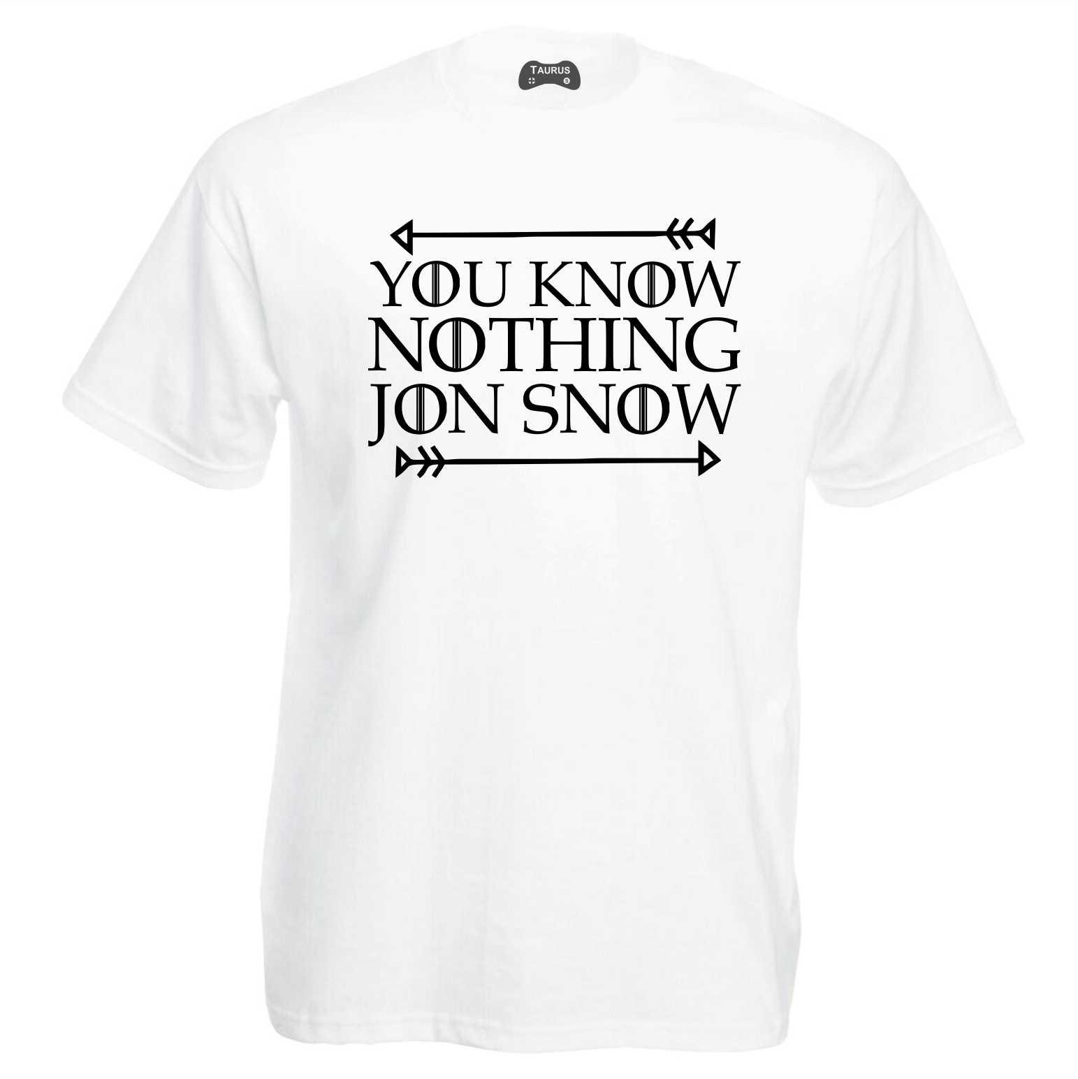 Game Of Thrones T-Shirt Jon Snow
