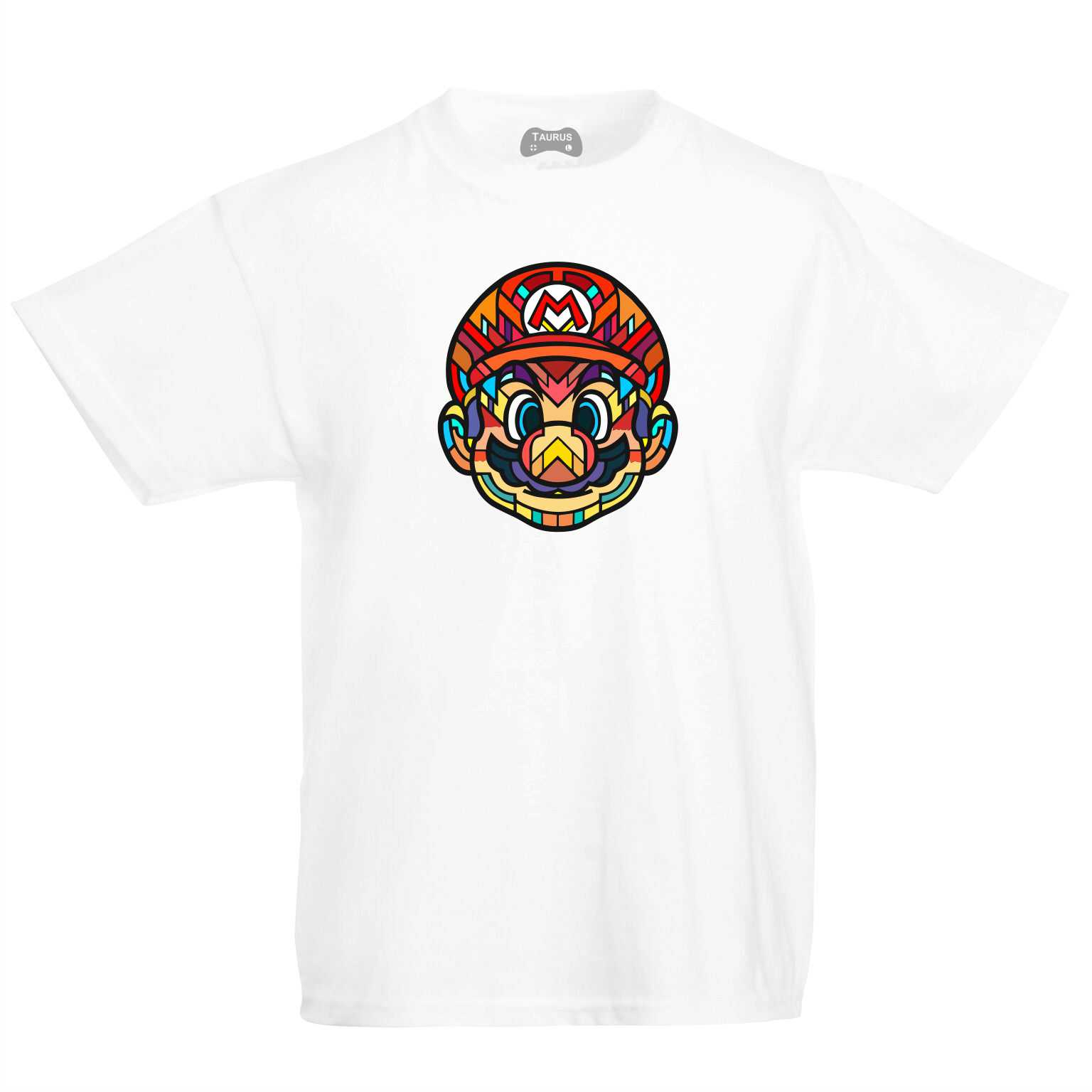 Mario Kids T-Shirt Head