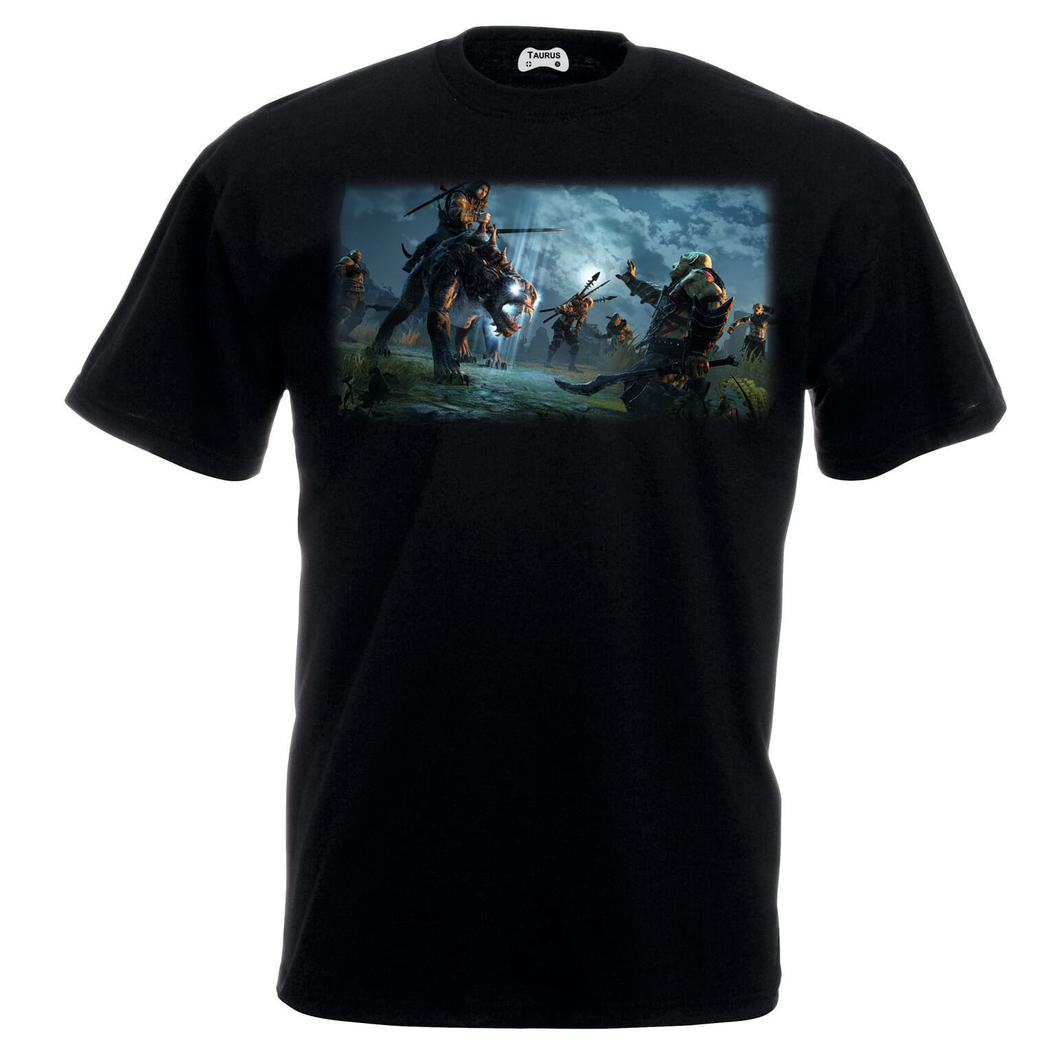 Shadow Of Mordor T-Shirt Players