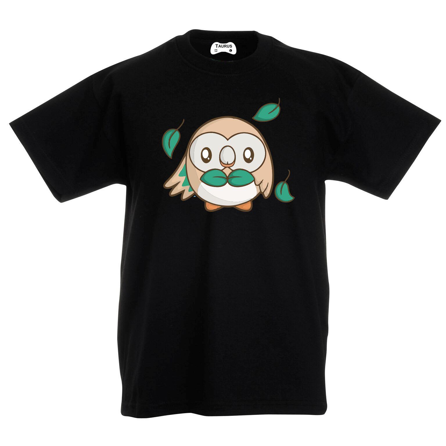 Pokemon Kids T-Shirt Rowlet