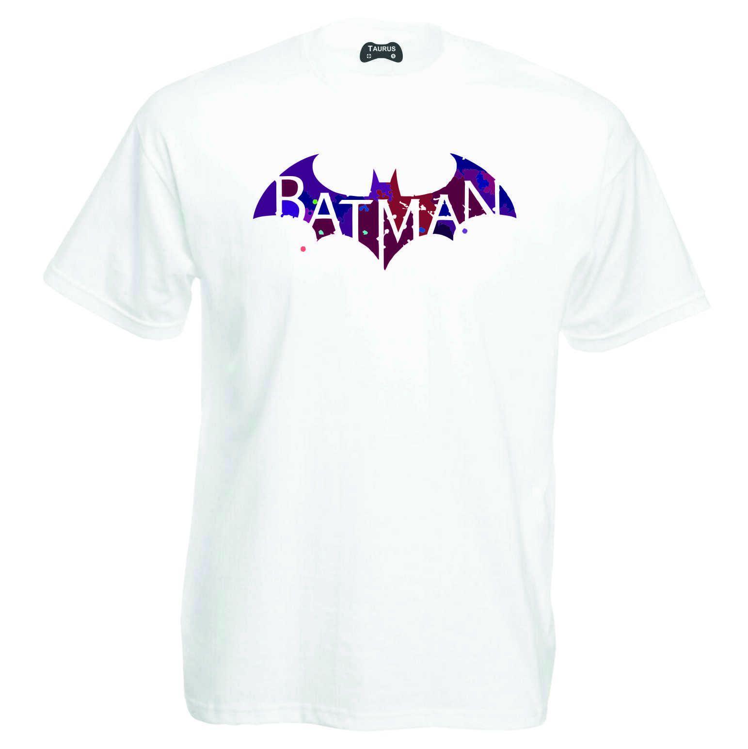 Batman T-Shirt Paint
