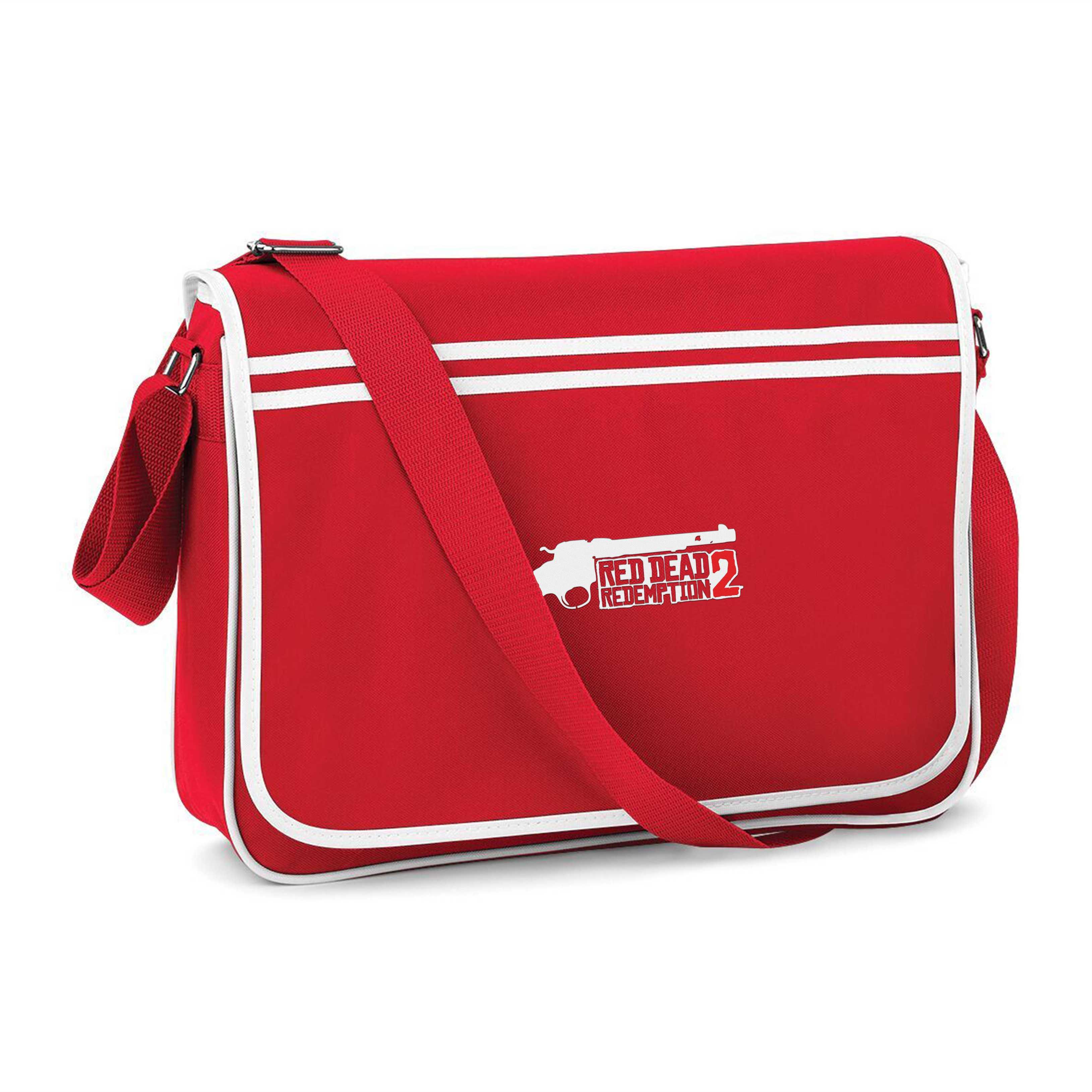 Red Dead Redemption Messenger Bag Gun