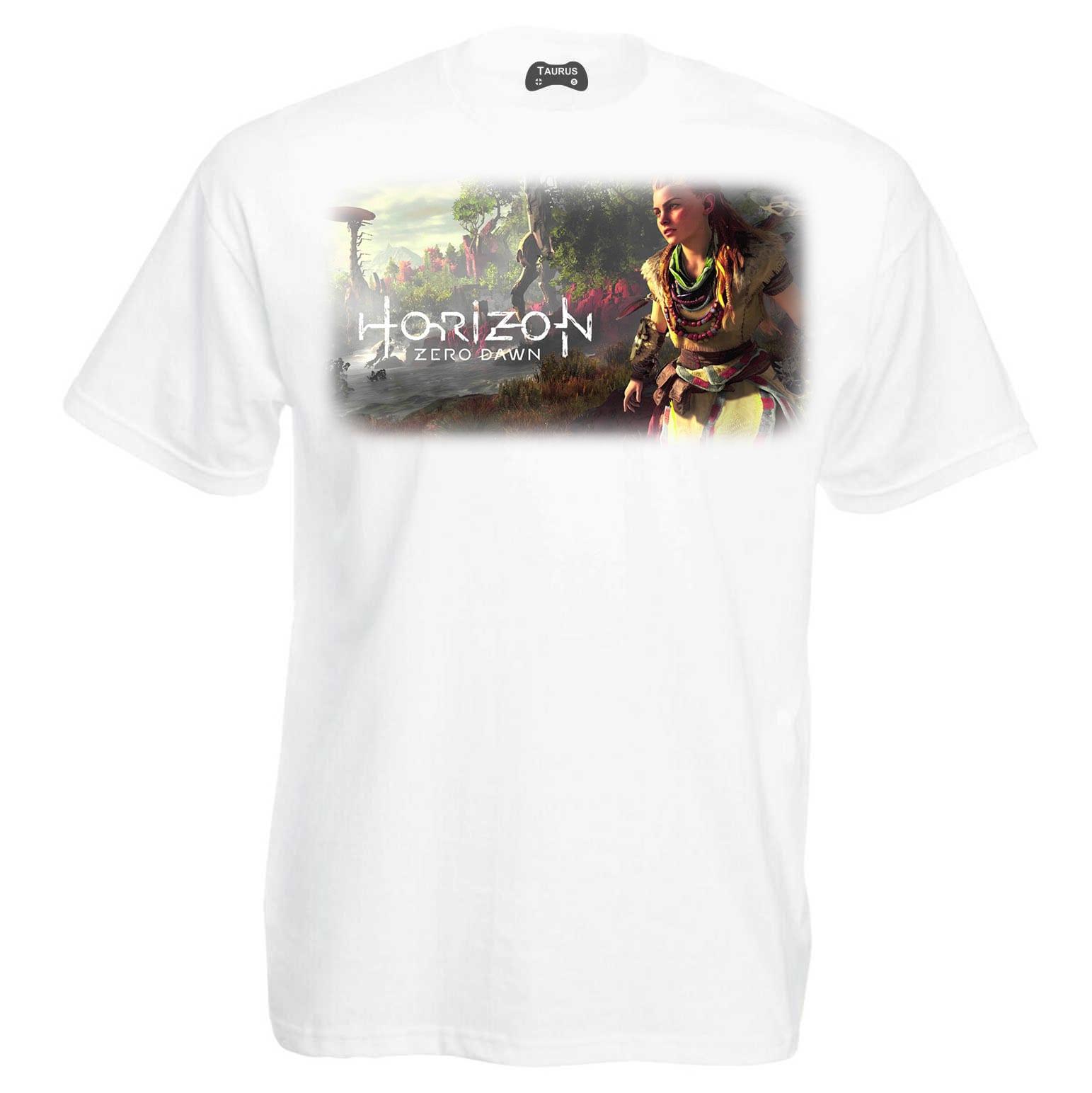 Horizon Zero Dawn T-Shirt Action