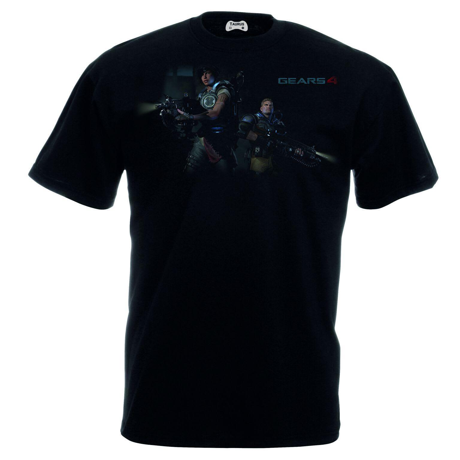 Gears of War 4 T-Shirt Battle