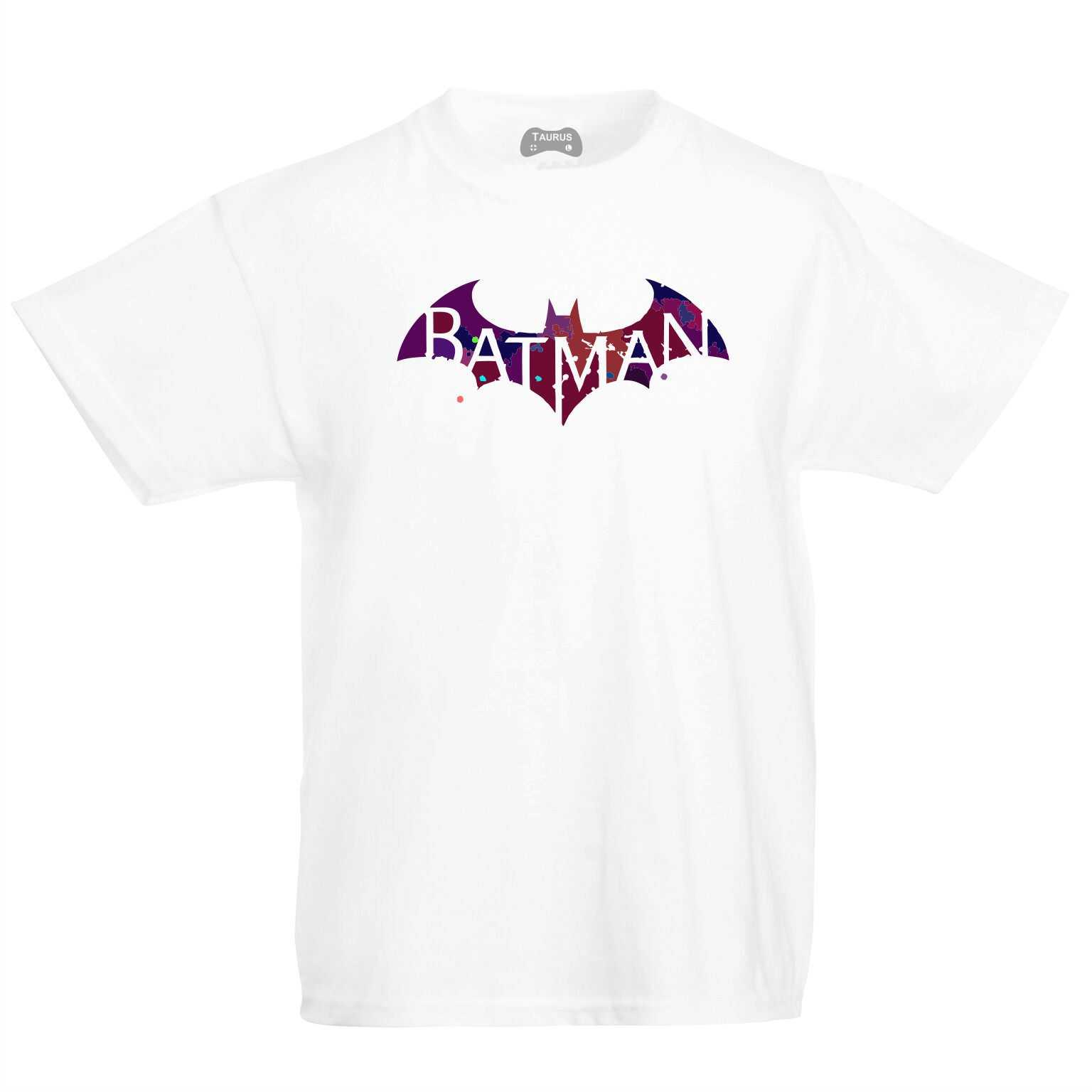 Batman Paint Kids T-Shirt