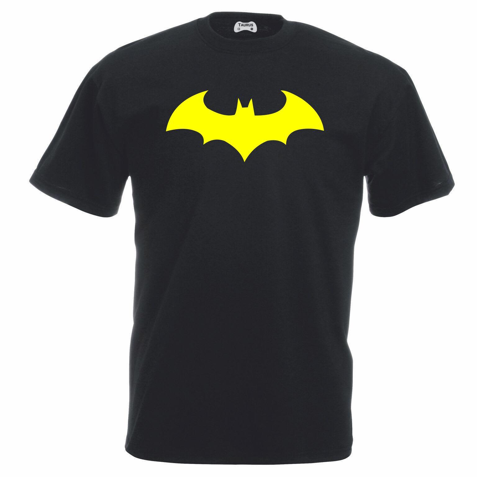 Old Bat Symbol T-Shirt