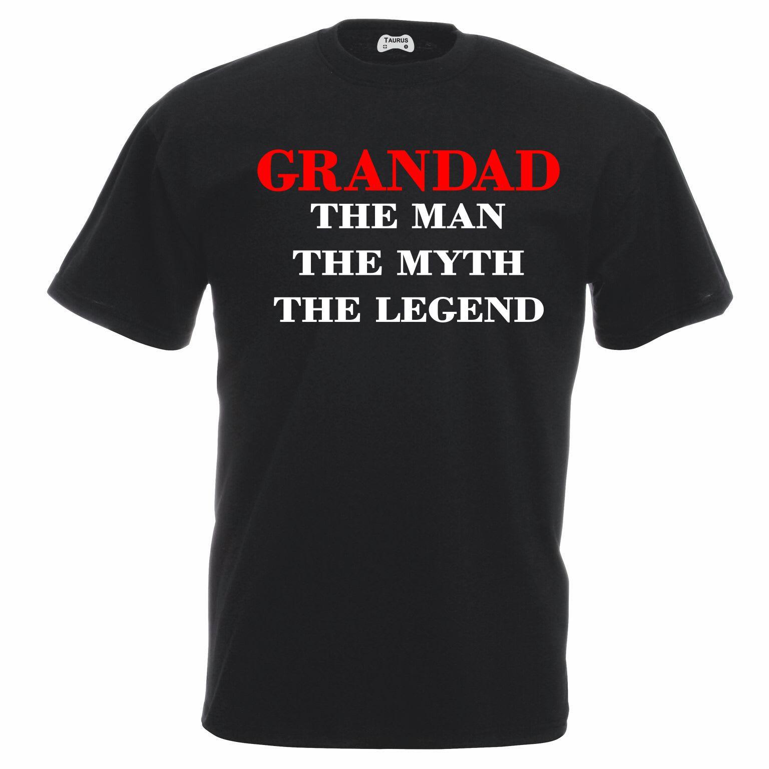 Grandad Legend T-Shirt
