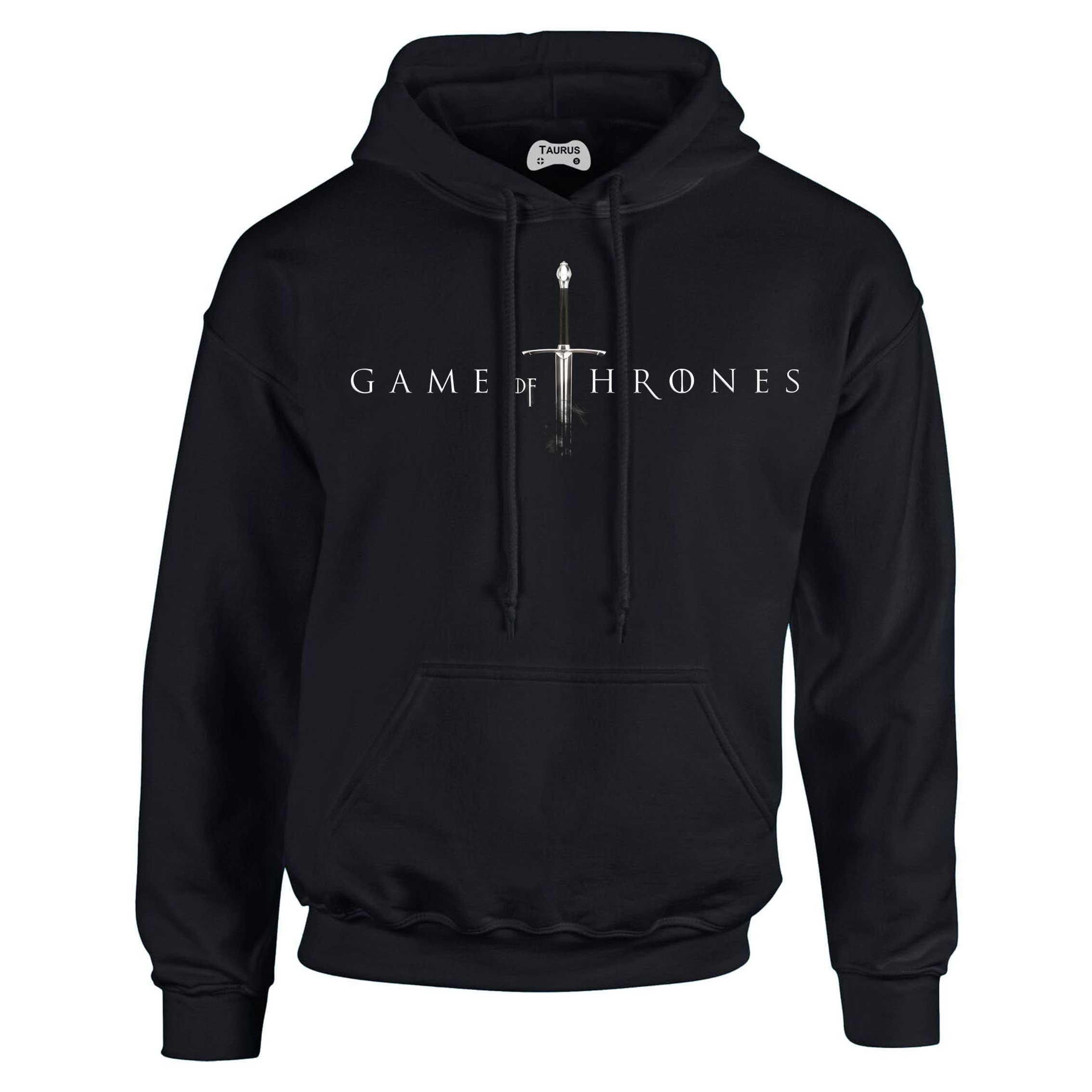 Game Of Thrones Hoodie Sword