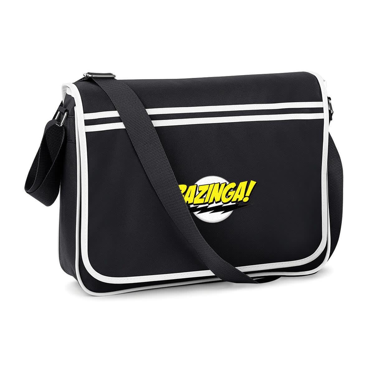 Bazinga Messenger Bag