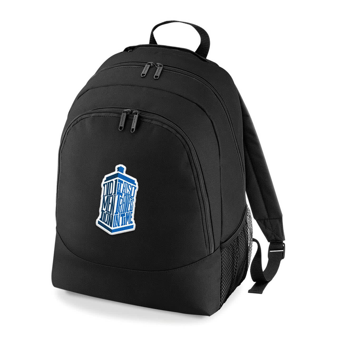 Dr Who Tardis Rucksack Bag