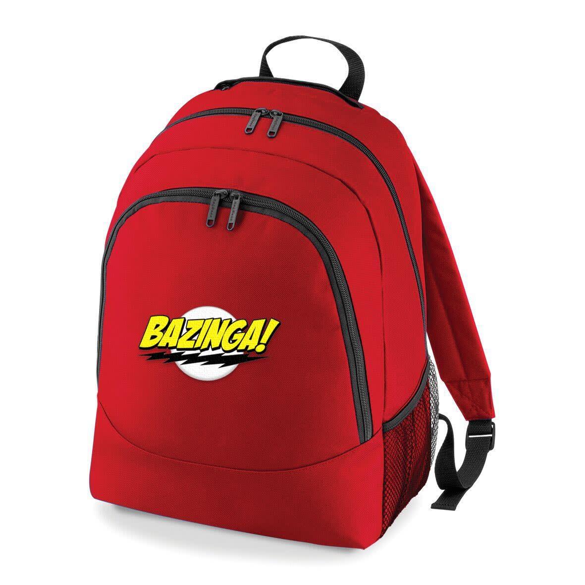 Bazinga The Big Bang Theory Rucksack Bag