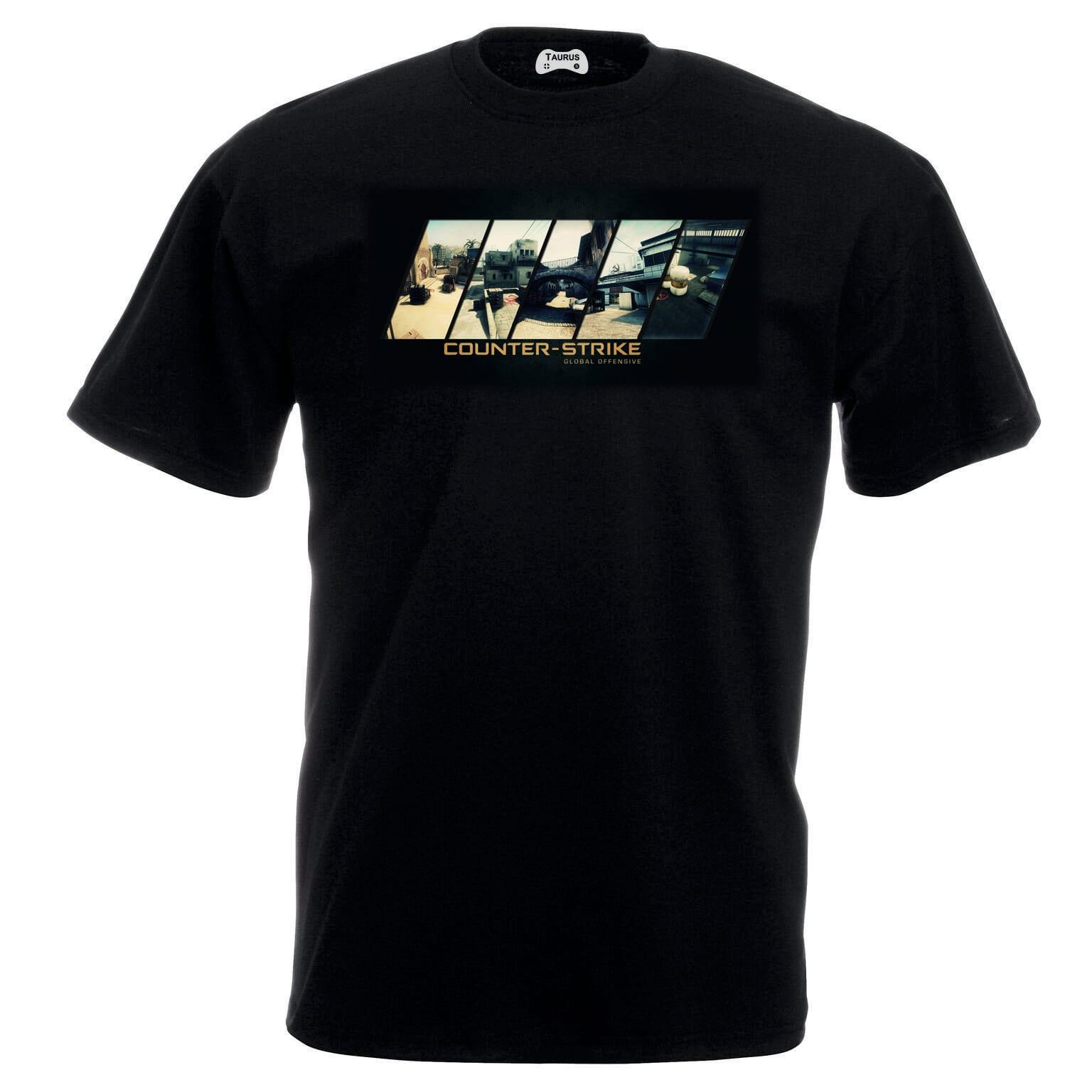 Counter Strike Global Offensive Shooter T-Shirt