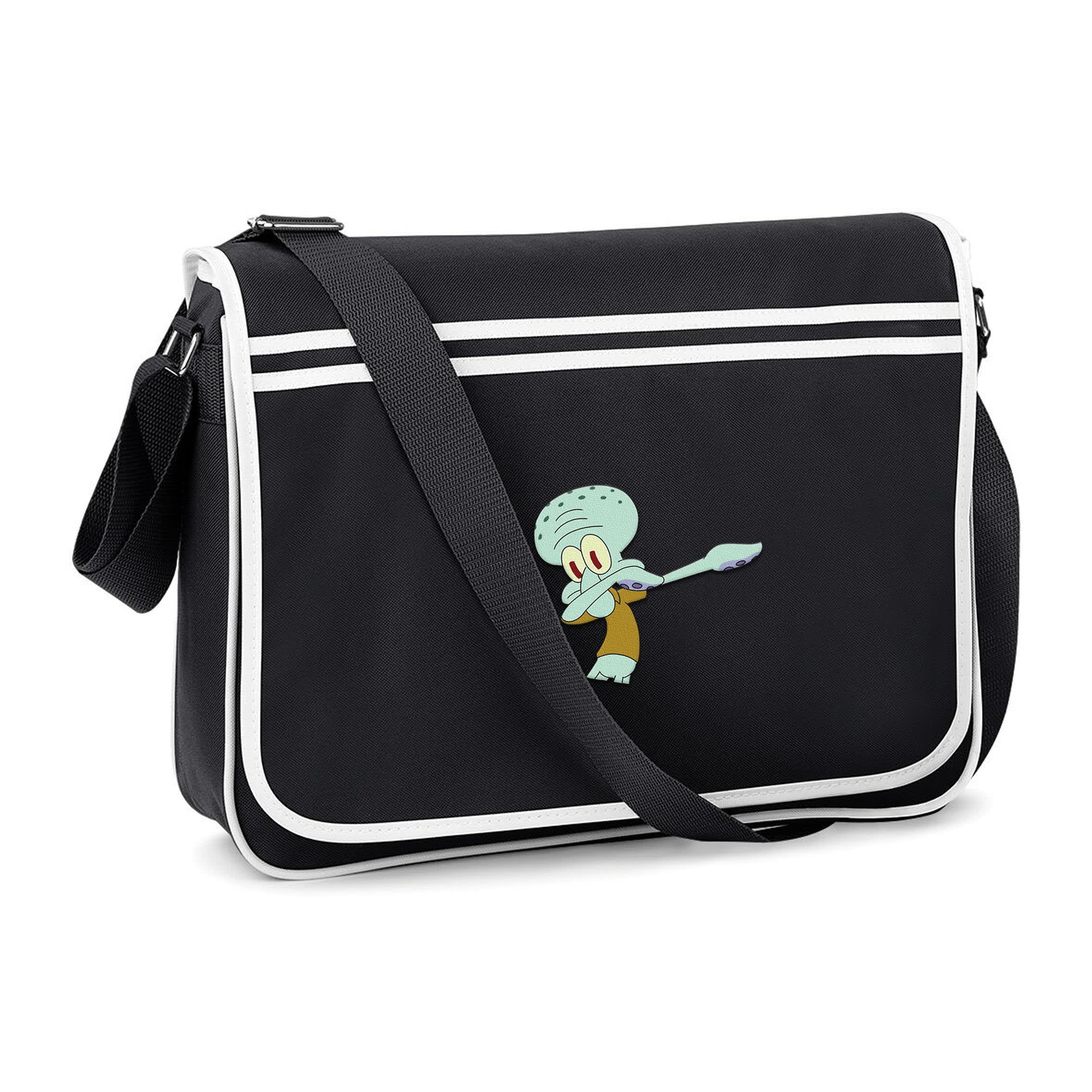 Squidward Messenger Bag Dab