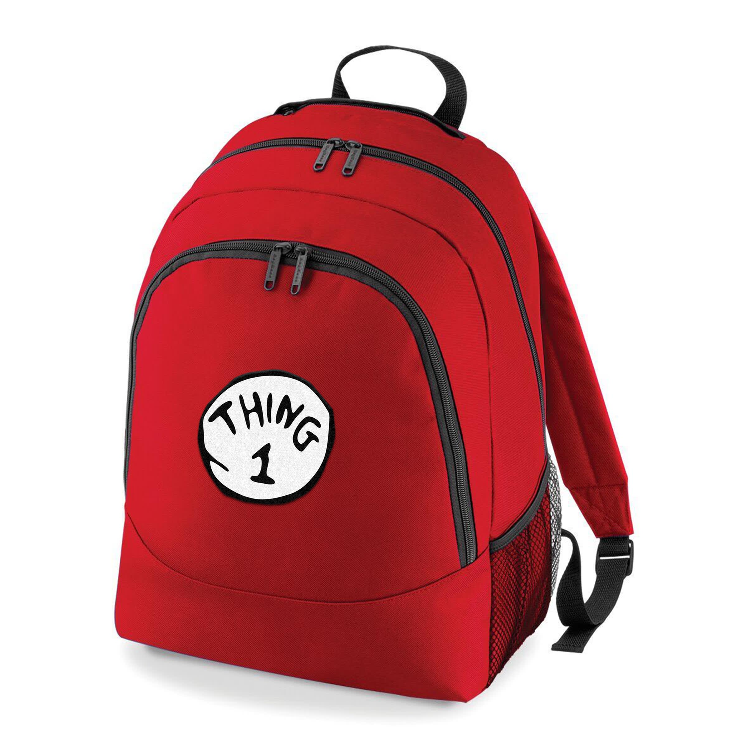 Cat In The Hat Rucksack Bag  Thing 1