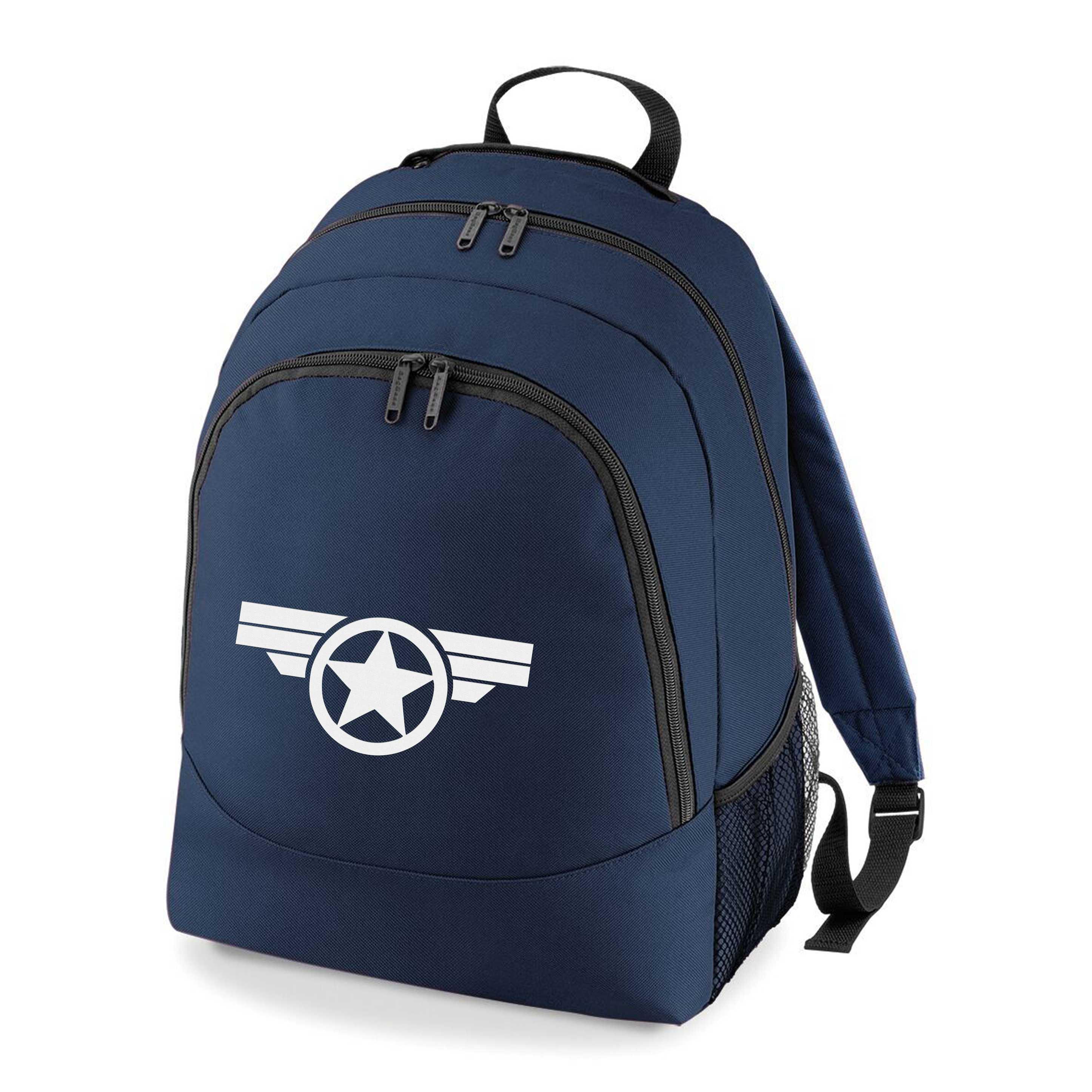 Captain America Rucksack Bag