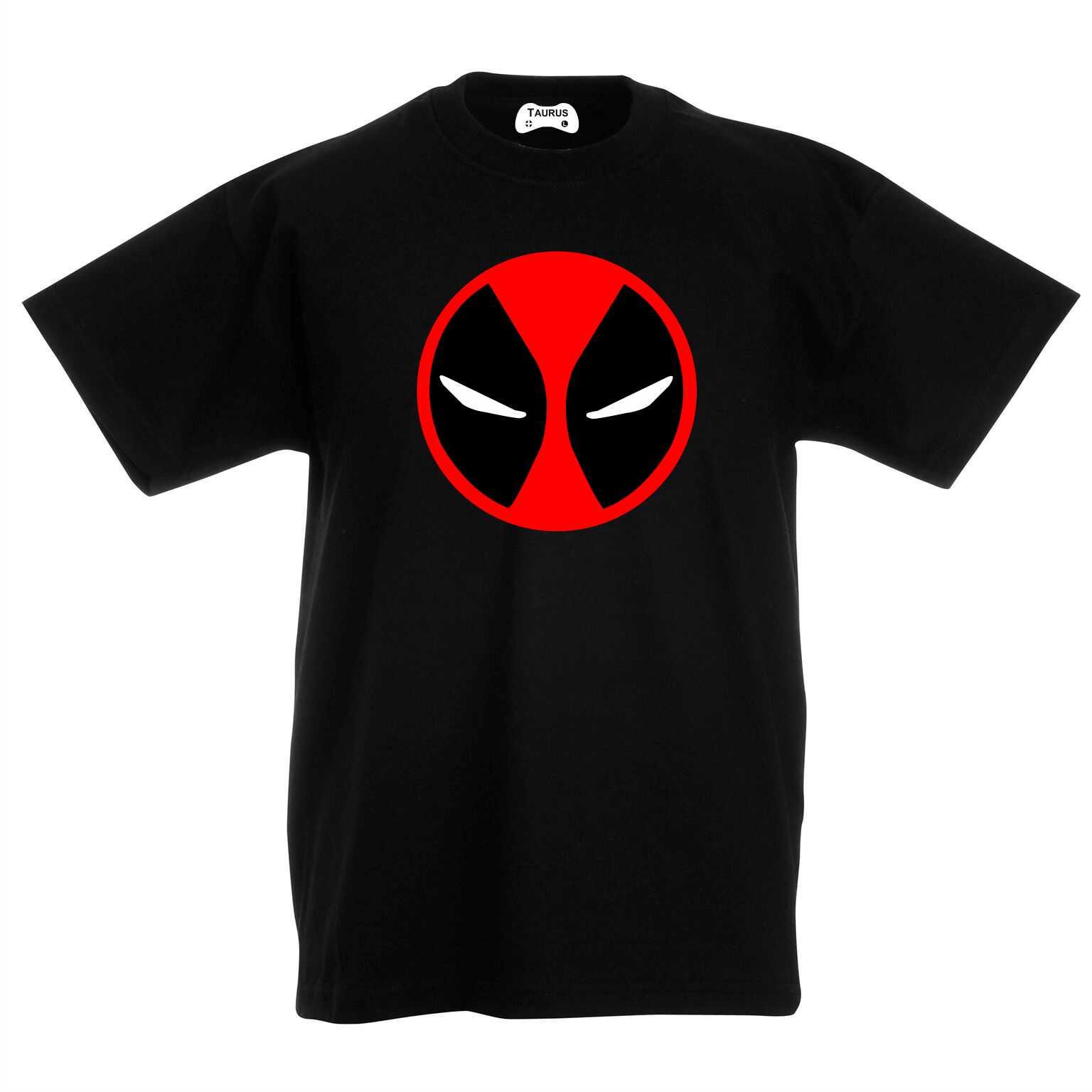 Deadpool Kids T-Shirt Symbol