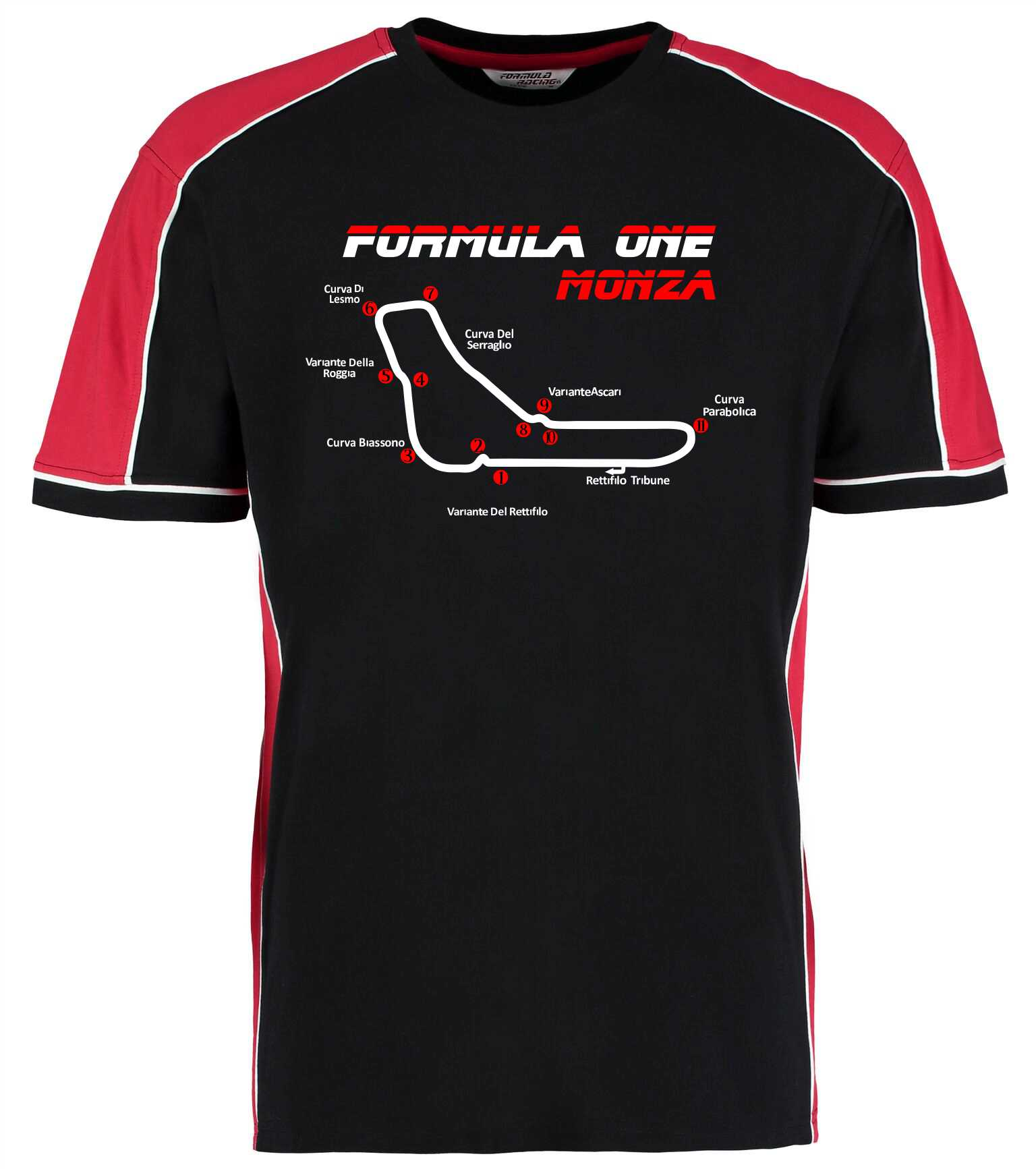 F1 Italian Monza T-Shirt