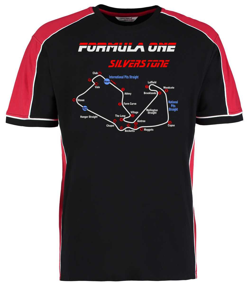 F1 British Silverstone T-Shirt