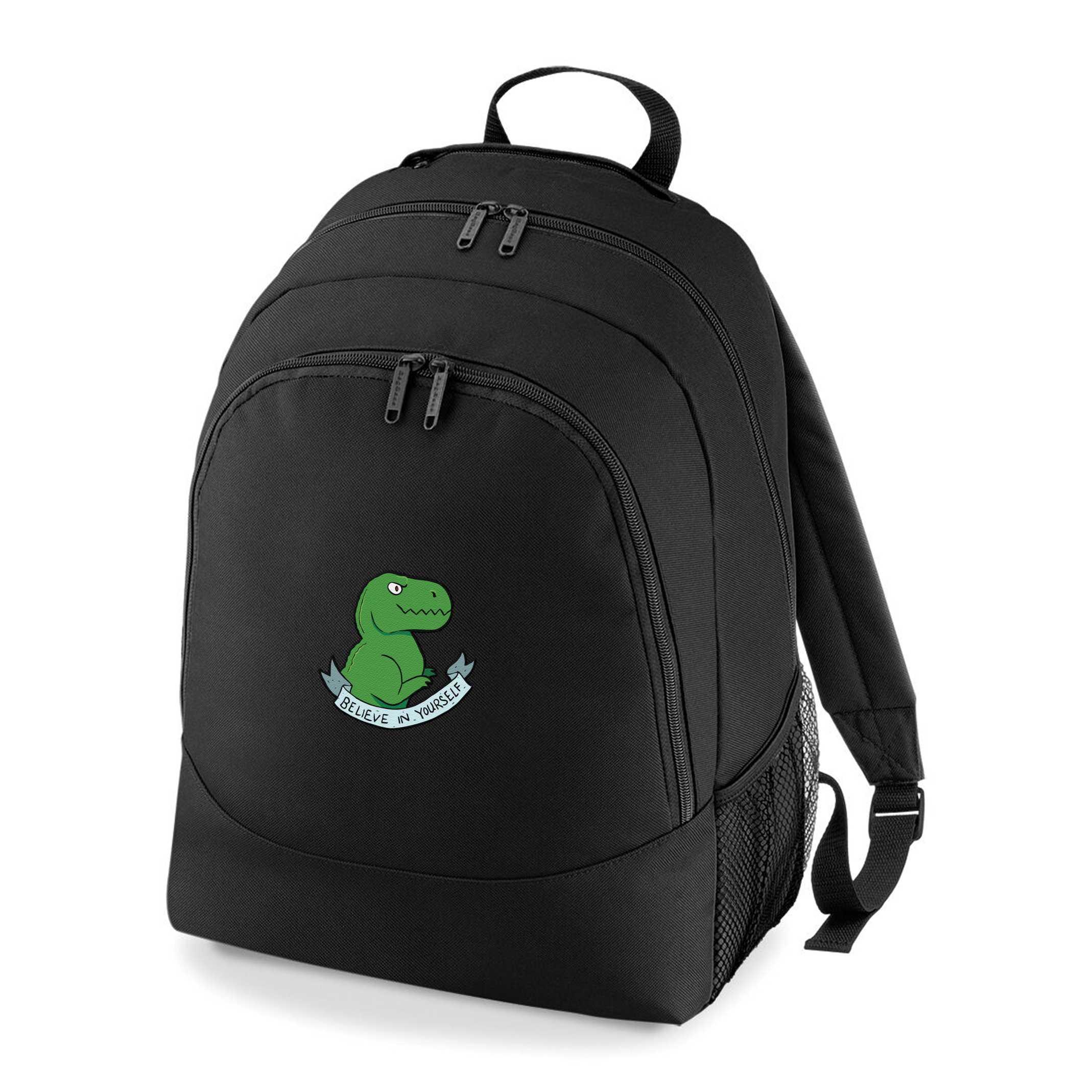 Believe Dinosaur Rucksack bag