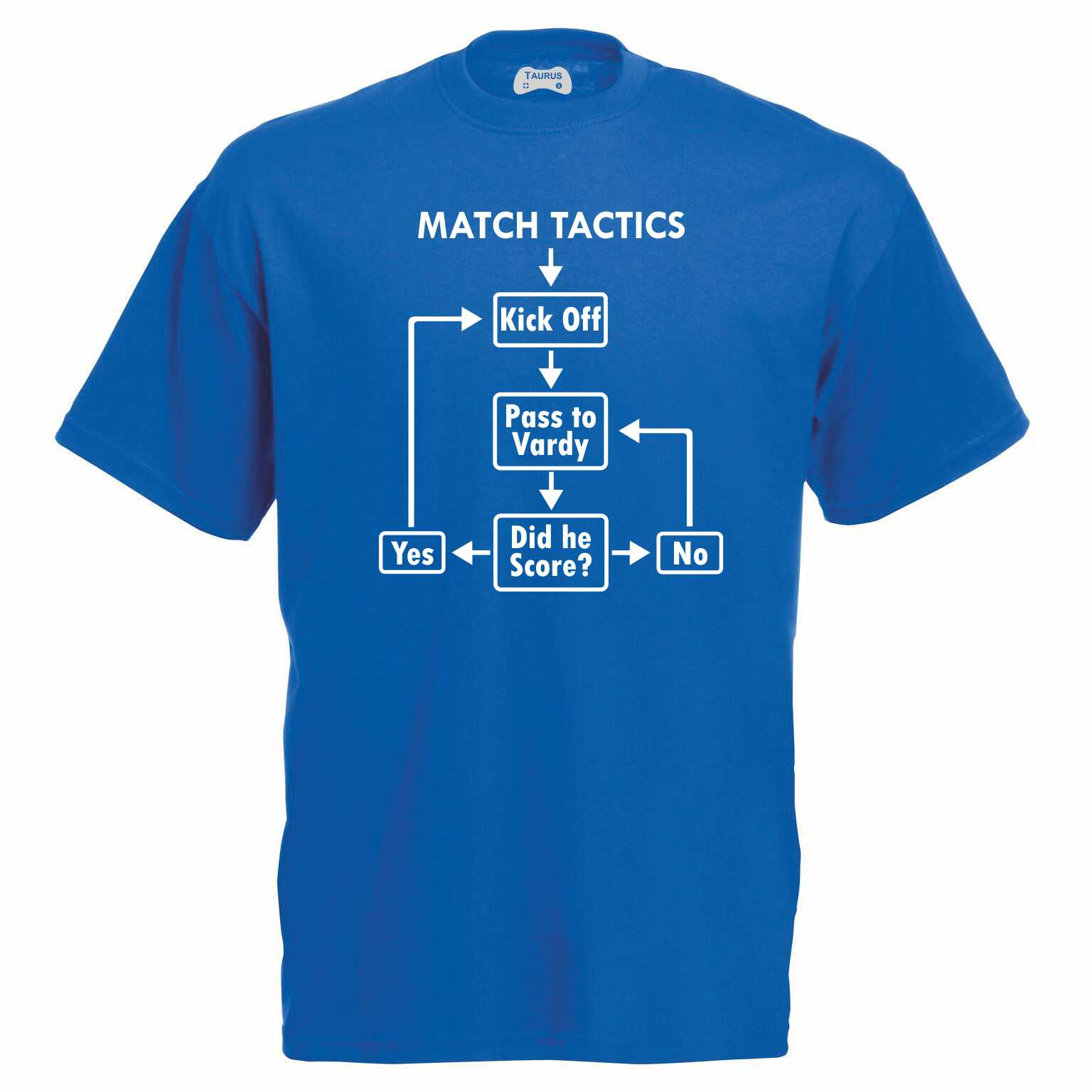 Vardy Match Tactics T-Shirt